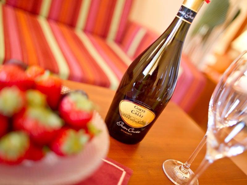 Giorni romantici all'Astor - Astor Hotel - Scena presso Merano ...